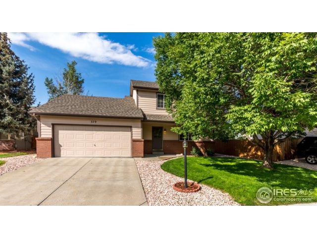 379 Sunmountain Dr, Loveland, CO 80538 (MLS #829508) :: 8z Real Estate