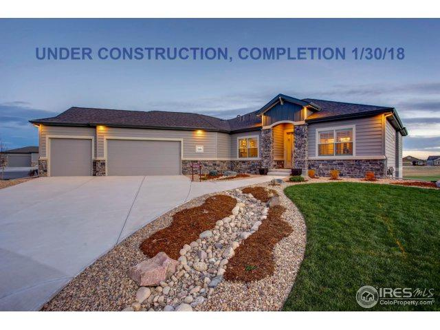 6201 Crooked Stick Dr, Windsor, CO 80550 (MLS #829520) :: 8z Real Estate