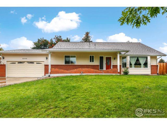 2343 Smith Ct, Longmont, CO 80501 (MLS #829522) :: 8z Real Estate