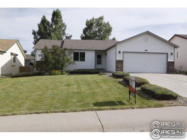 1904 Overland Dr, Johnstown, CO 80534 (MLS #829547) :: 8z Real Estate