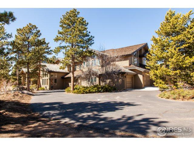 152 Ponderosa Ct, Red Feather Lakes, CO 80545 (MLS #829549) :: Kittle Real Estate