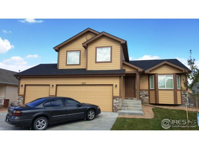 604 61st Ave, Greeley, CO 80634 (MLS #829585) :: 8z Real Estate