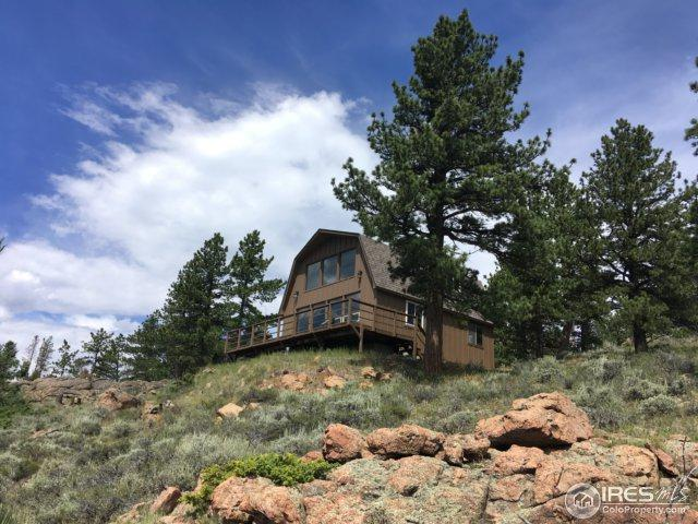 5688 N County Road 73C, Red Feather Lakes, CO 80545 (MLS #829600) :: Kittle Real Estate