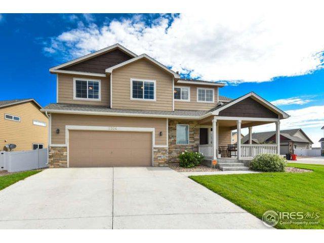 2304 Talon Pkwy, Greeley, CO 80634 (MLS #829620) :: 8z Real Estate