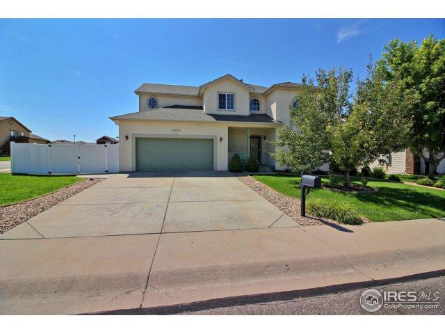 6022 W A St, Greeley, CO 80634 (MLS #829631) :: 8z Real Estate