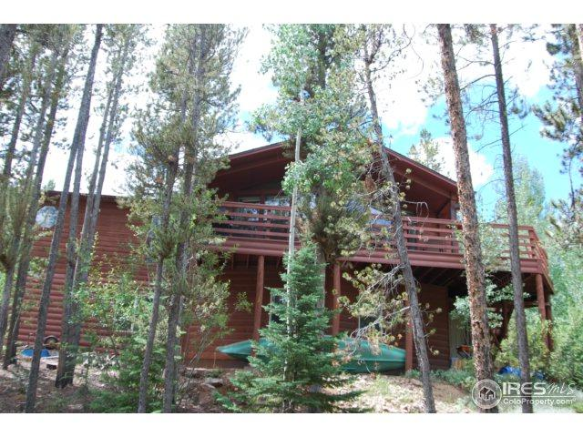 976 Ottawa Way, Red Feather Lakes, CO 80545 (MLS #829659) :: 8z Real Estate