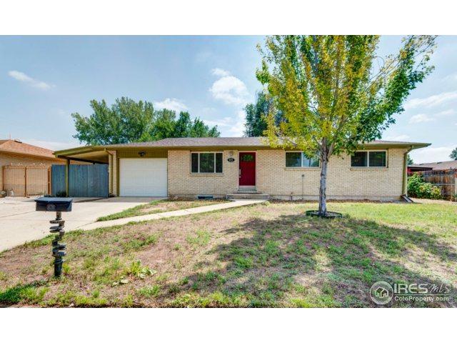915 Iowa Ave, Longmont, CO 80501 (MLS #829660) :: 8z Real Estate