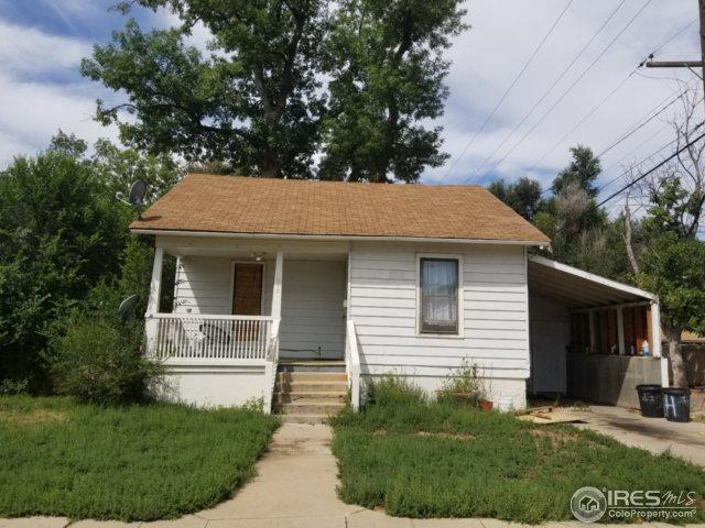 615 13th Ave, Greeley, CO 80631 (MLS #829684) :: 8z Real Estate