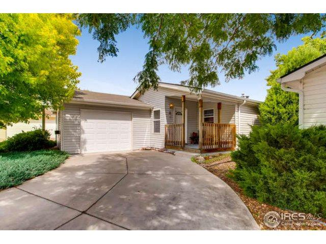 818 Vitala Dr, Fort Collins, CO 80524 (MLS #829689) :: 8z Real Estate