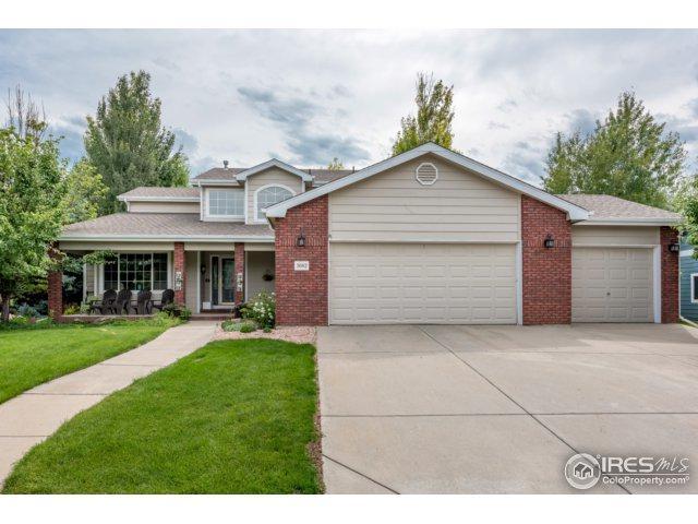 3082 6th St, Loveland, CO 80537 (MLS #829706) :: 8z Real Estate