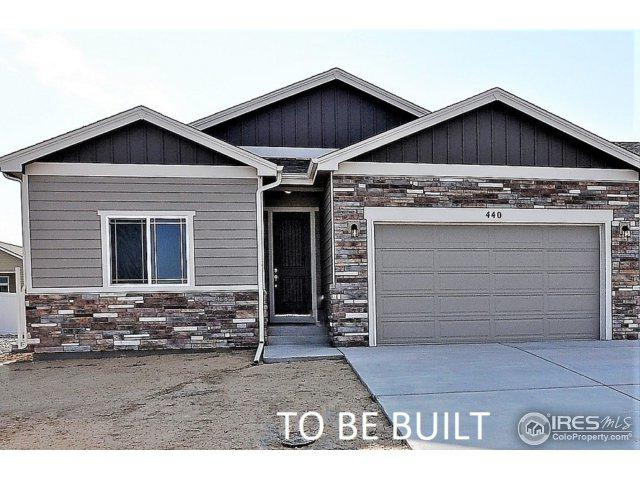 1442 Benjamin Dr, Eaton, CO 80615 (MLS #829712) :: 8z Real Estate