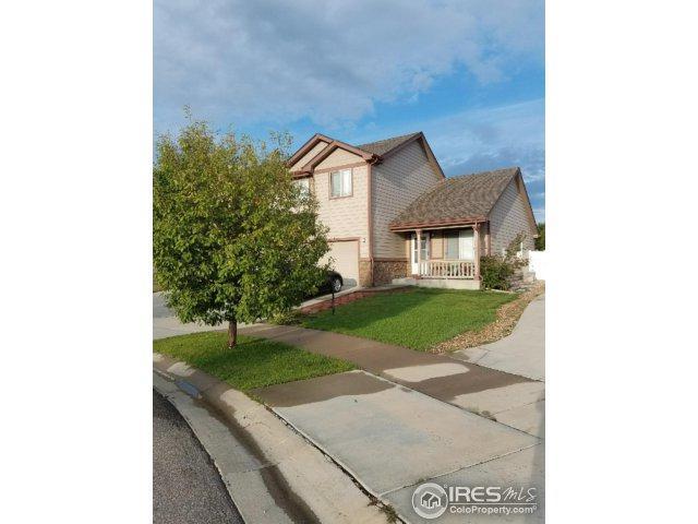 3115 Barbera St, Evans, CO 80634 (MLS #829715) :: Kittle Real Estate