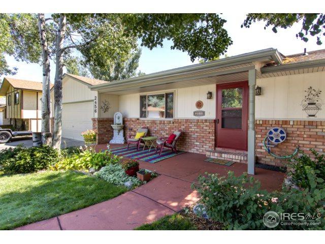 2456 Silver Fir Ave, Loveland, CO 80538 (MLS #829724) :: 8z Real Estate