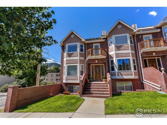 814 Cheyenne St, Golden, CO 80401 (#829733) :: The Peak Properties Group