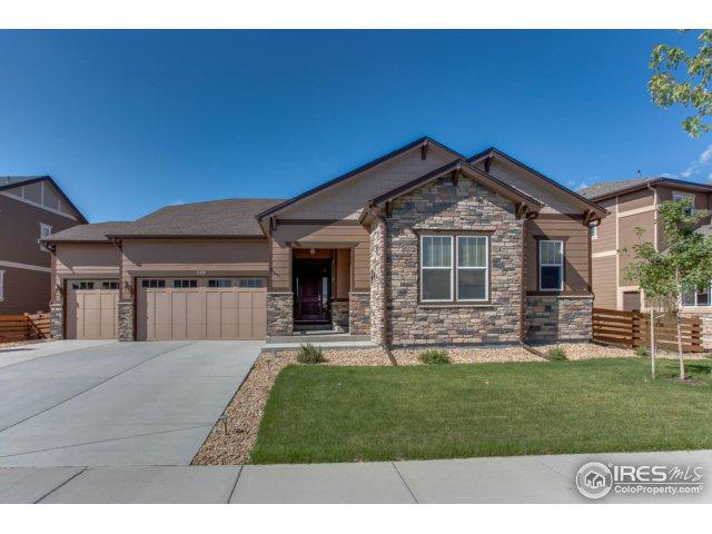 570 Orion Ave, Erie, CO 80516 (#829741) :: The Peak Properties Group