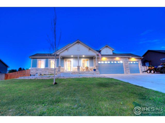 3288 Ballentine Blvd, Johnstown, CO 80534 (MLS #829756) :: Kittle Real Estate