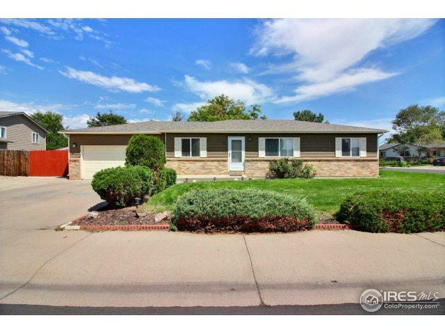 785 Columbine Dr, Windsor, CO 80550 (MLS #829761) :: Kittle Real Estate