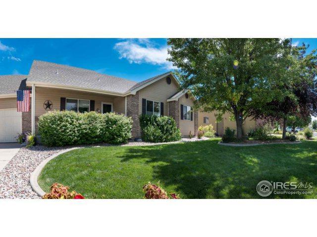 1009 Basin Ct, Windsor, CO 80550 (MLS #829782) :: Kittle Real Estate