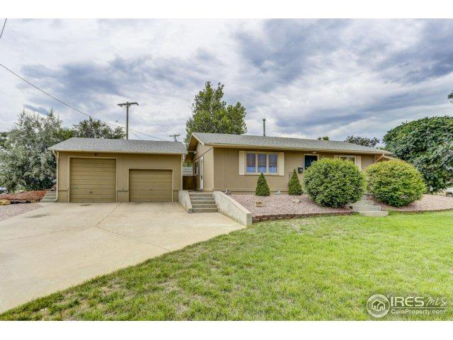 2832 15th Ave Ct, Greeley, CO 80631 (MLS #829789) :: 8z Real Estate