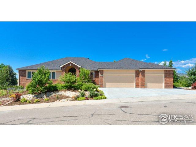 5225 Clarendon Hills Dr, Fort Collins, CO 80526 (MLS #829794) :: 8z Real Estate