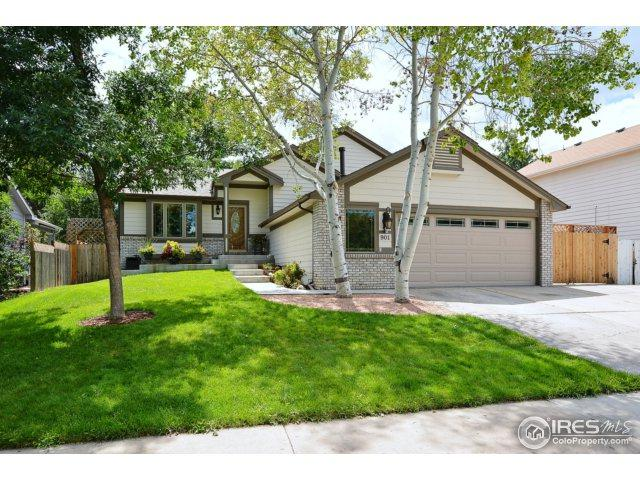 901 Quail Run, Fort Collins, CO 80524 (MLS #829798) :: 8z Real Estate