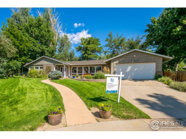 735 Jonquil Pl, Boulder, CO 80304 (#829801) :: The Peak Properties Group