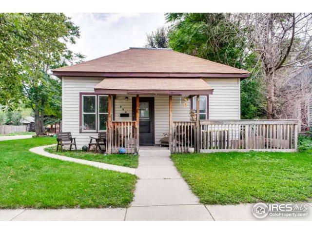 203 N Garfield Ave, Loveland, CO 80537 (MLS #829804) :: Kittle Real Estate
