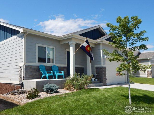 741 Village Dr, Milliken, CO 80543 (MLS #829805) :: 8z Real Estate