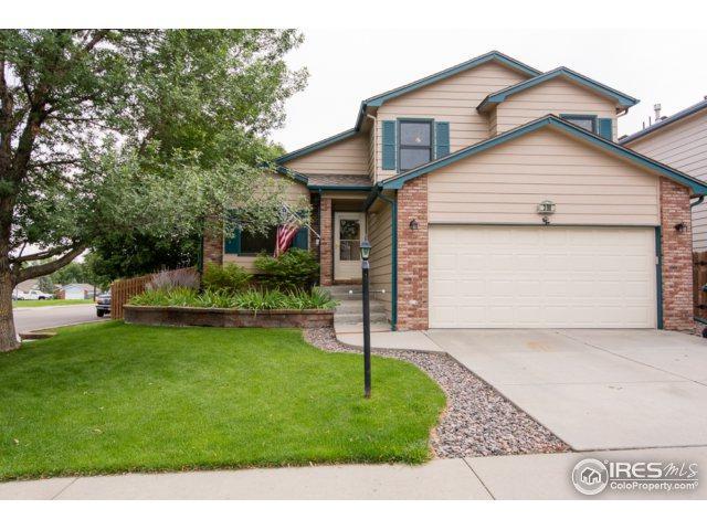 398 Pin Oak Dr, Loveland, CO 80538 (MLS #829810) :: Kittle Real Estate