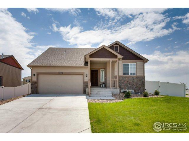 7526 21st St, Greeley, CO 80634 (MLS #829817) :: 8z Real Estate