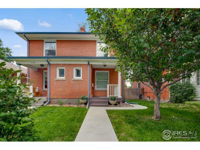 331 S Emerson St, Denver, CO 80209 (MLS #829822) :: 8z Real Estate