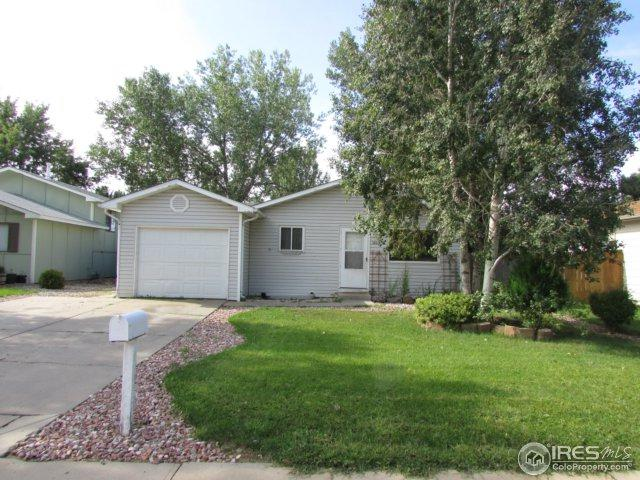 1604 39th St Ct, Evans, CO 80620 (MLS #829824) :: 8z Real Estate