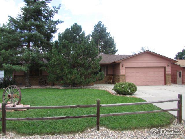 4113 Silene Pl, Loveland, CO 80537 (MLS #829830) :: Kittle Real Estate