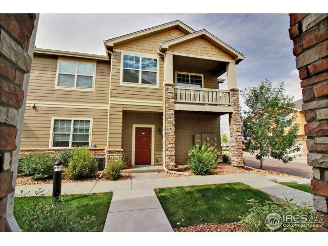6603 W 3rd St #1715, Greeley, CO 80634 (MLS #829845) :: Kittle Real Estate