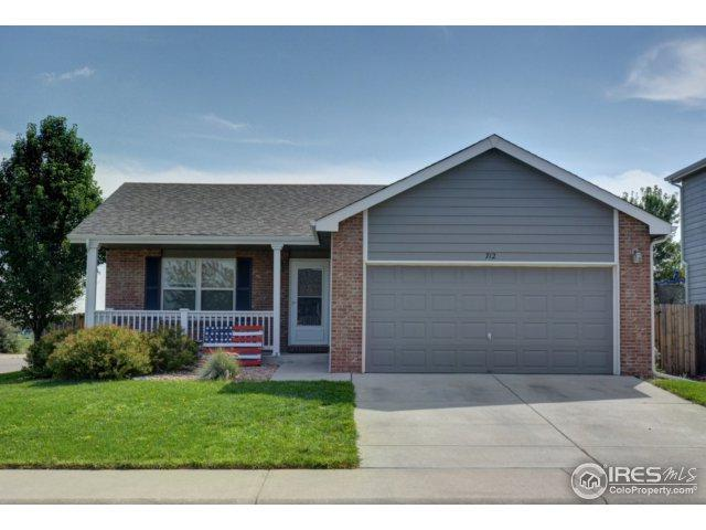 712 S Carriage Dr, Milliken, CO 80543 (MLS #829846) :: 8z Real Estate