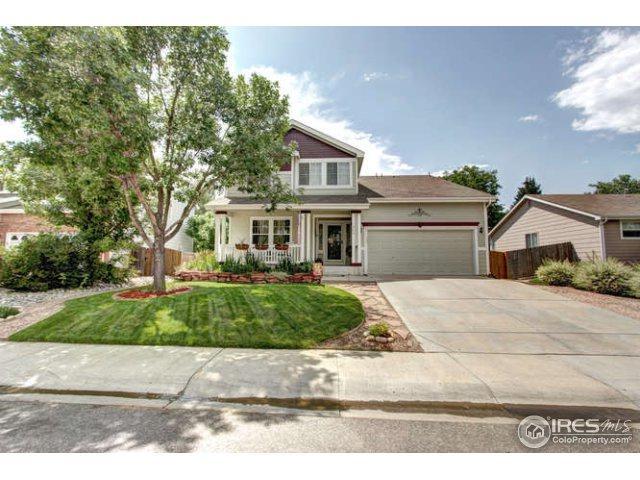 1506 Katie Dr, Loveland, CO 80537 (MLS #829850) :: Kittle Real Estate