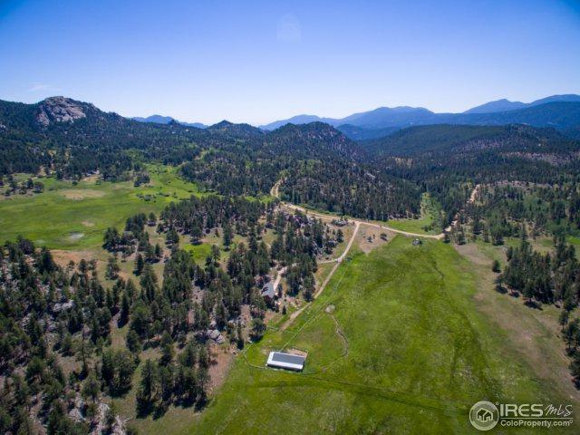 2381 County Road 68J, Nederland, CO 80466 (MLS #829858) :: 8z Real Estate