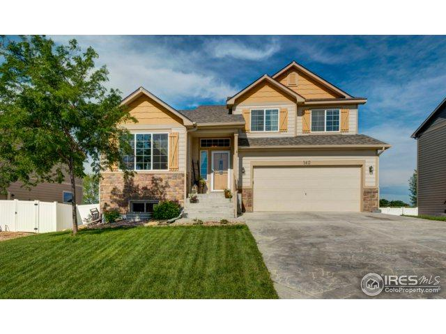 142 Sycamore Ave, Johnstown, CO 80534 (MLS #829861) :: 8z Real Estate