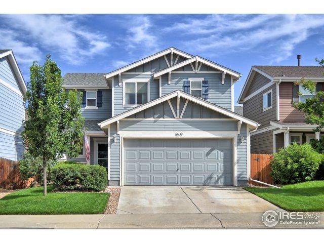 10439 Forester Pl, Longmont, CO 80504 (MLS #829862) :: 8z Real Estate