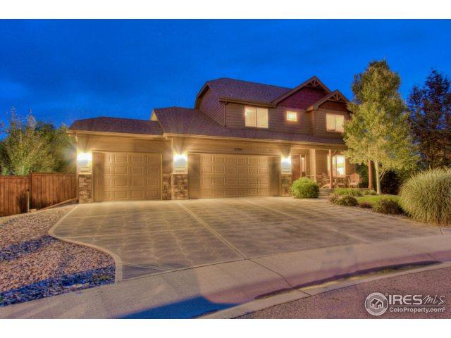 3790 Coralbell Ct, Wellington, CO 80549 (MLS #829865) :: Kittle Real Estate