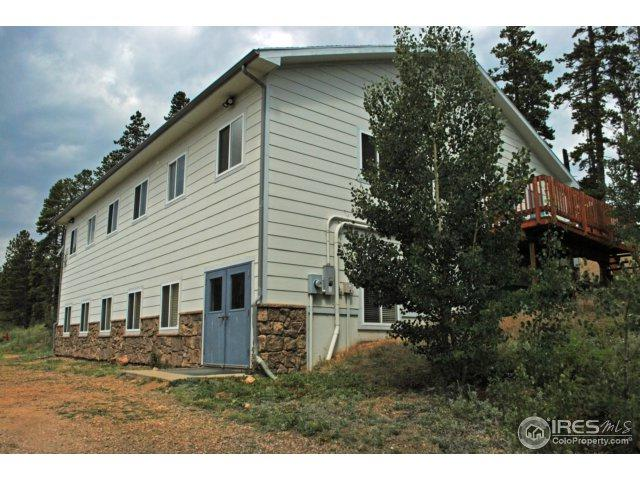 15193 Highway 119, Black Hawk, CO 80422 (MLS #829867) :: 8z Real Estate