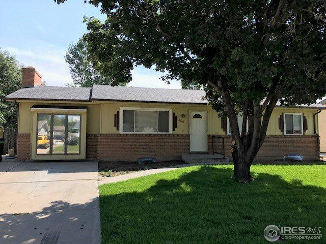 365 Spruce Ave, Eaton, CO 80615 (MLS #829871) :: 8z Real Estate