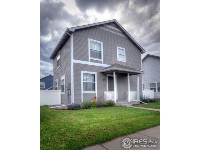 733 Chalk Ave, Loveland, CO 80537 (MLS #829884) :: Kittle Real Estate