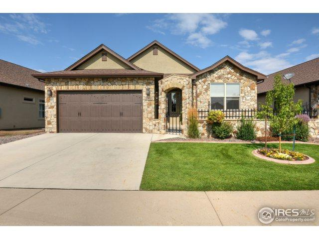 2000 Vineyard Dr, Windsor, CO 80550 (MLS #829892) :: 8z Real Estate