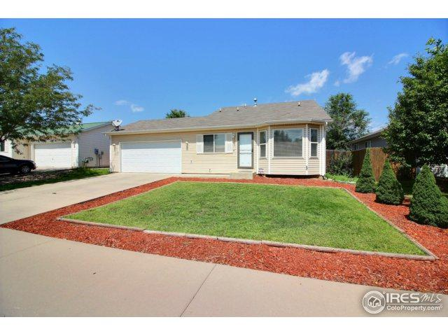 2325 W B St, Greeley, CO 80631 (MLS #829894) :: Kittle Real Estate