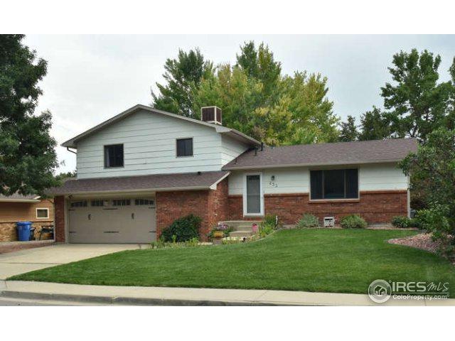 432 W 48th St, Loveland, CO 80538 (MLS #829895) :: Kittle Real Estate