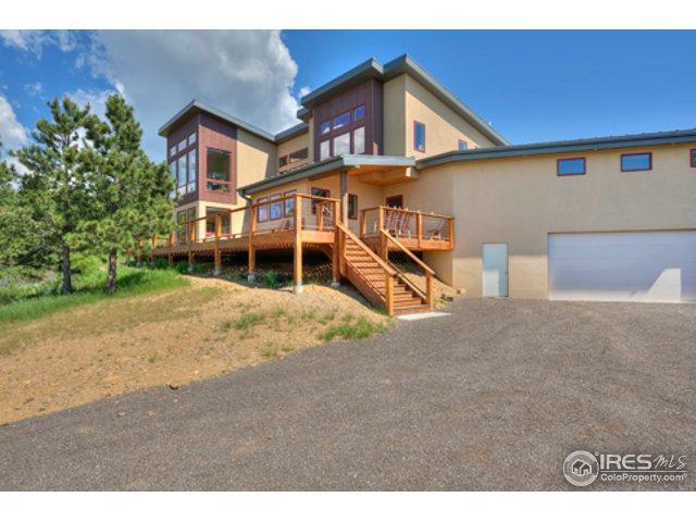 78 Navajo Trl, Nederland, CO 80466 (MLS #829898) :: 8z Real Estate