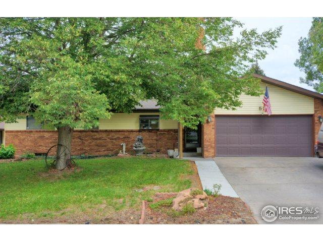 524 43rd Ave, Greeley, CO 80634 (MLS #829904) :: 8z Real Estate