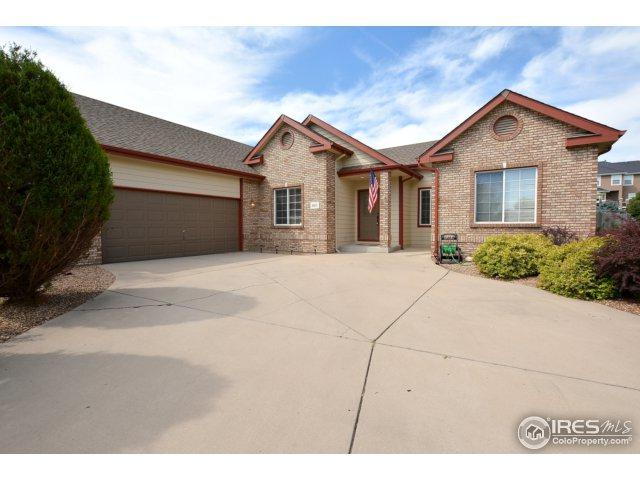 1937 79th Ave, Greeley, CO 80634 (MLS #829929) :: 8z Real Estate