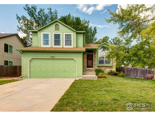4201 Goldenridge Way, Fort Collins, CO 80526 (MLS #829962) :: 8z Real Estate